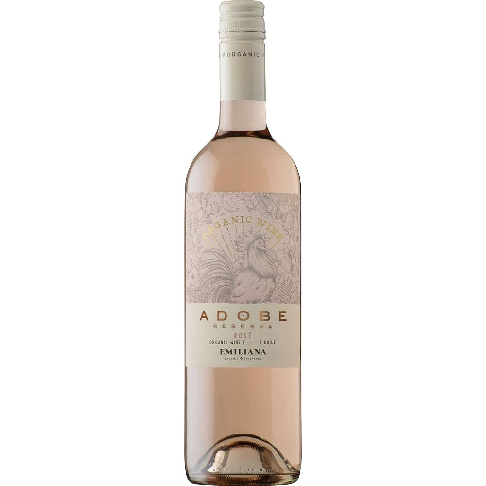 Vinho Rosé Adobe Reserva Emiliana - 750ml -