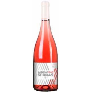 Vinho Rosé Aldeias das Serras - 750ml -
