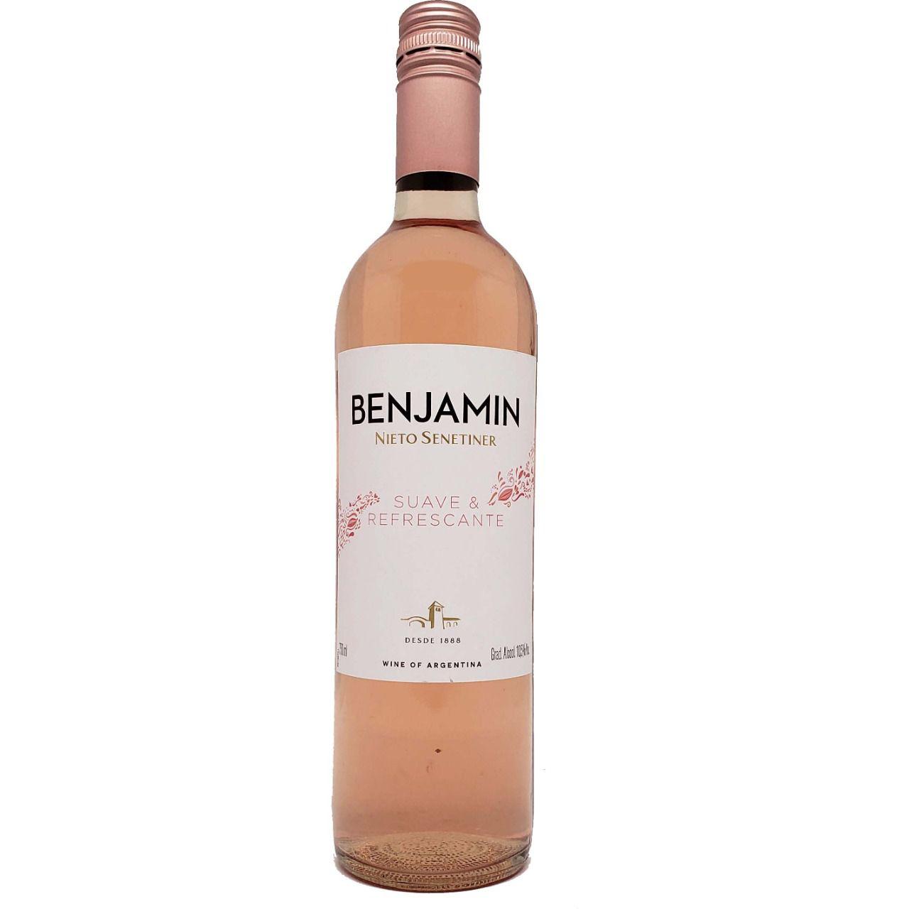 Vinho Rosé Benjamin Nieto Senetiner - 750ml -