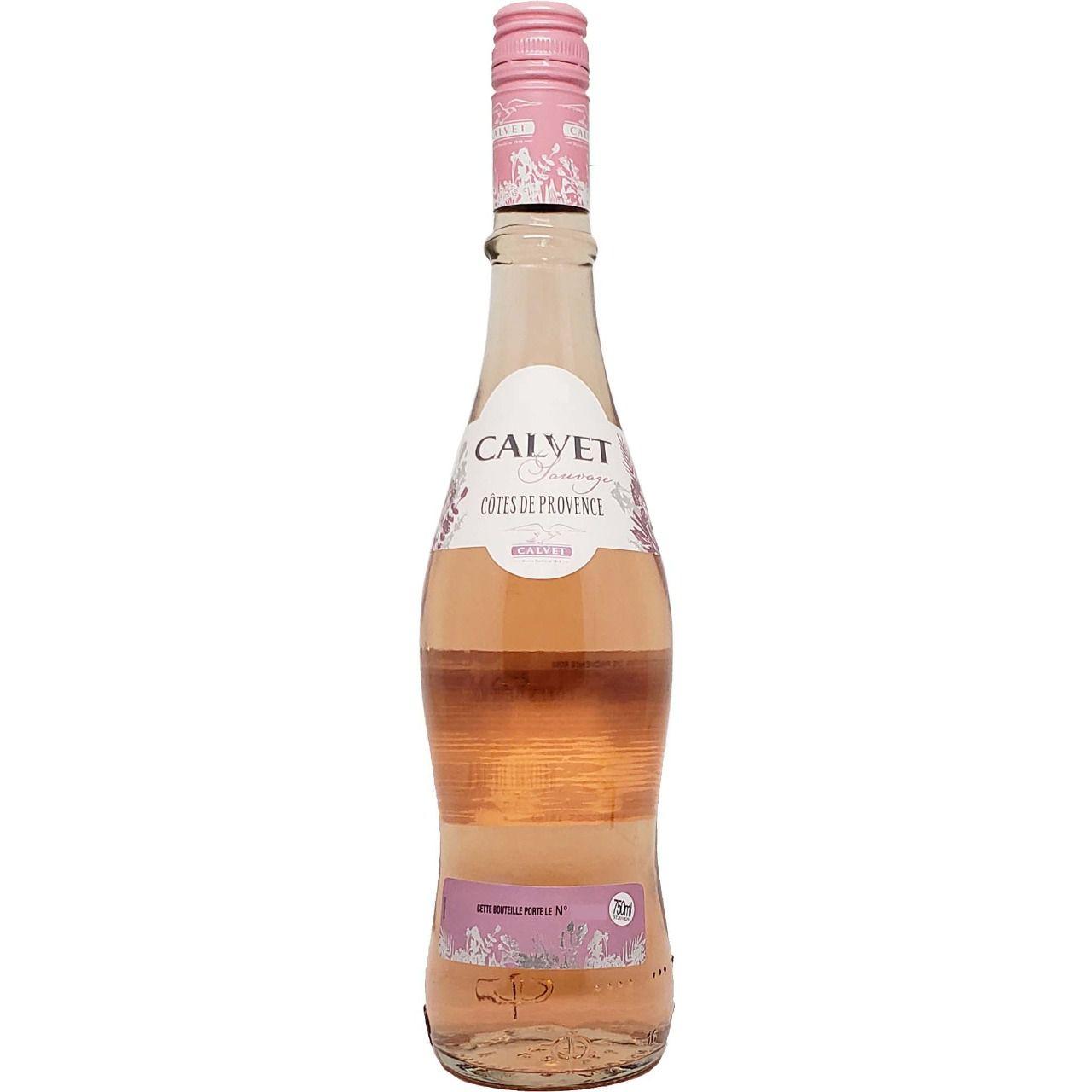 Vinho Rosé Calvet Côtes de Provance - 750ml -