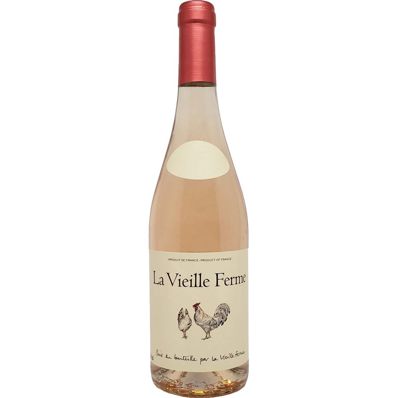 Vinho Rosé La Vieille Ferme - 750ml -