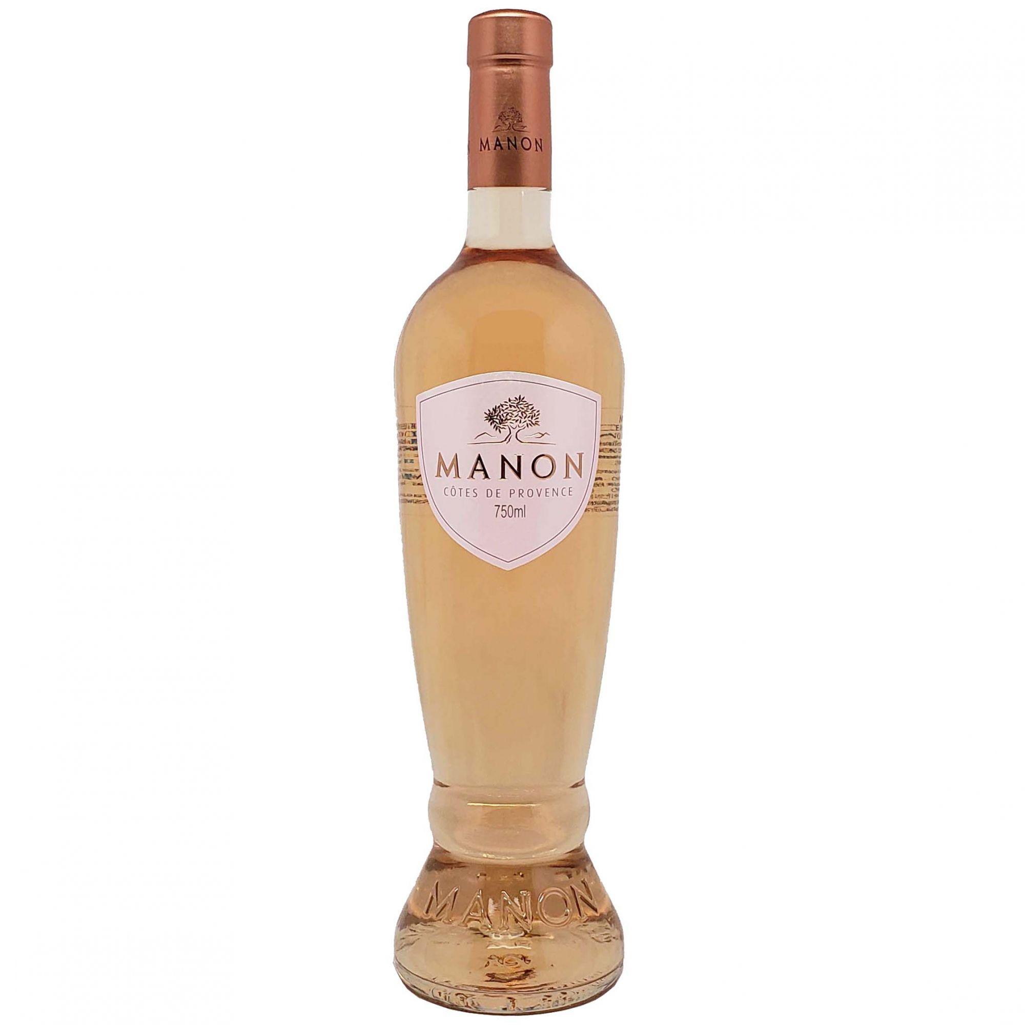 Vinho Rosé Manon Cotes de Provence - 750ml -
