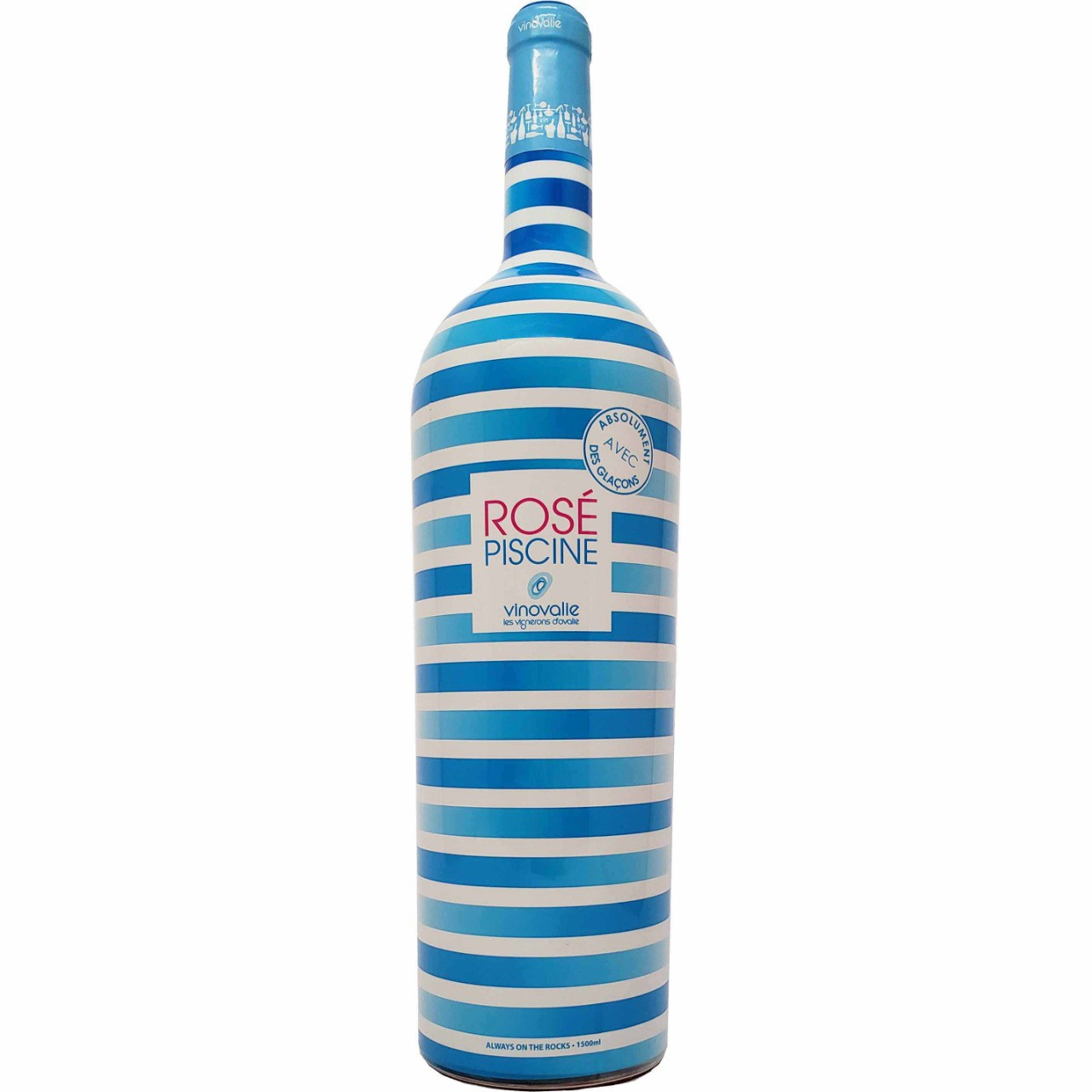 VINHO ROSÉ PISCINE - 1,5L -