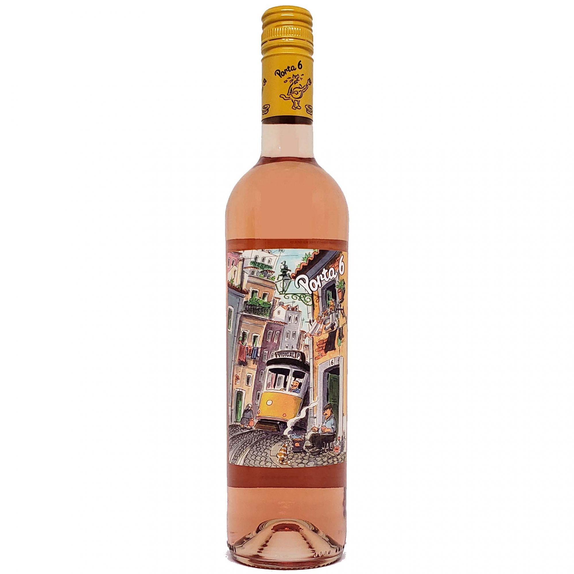 Vinho Rosé Porta 6 - 750ml -
