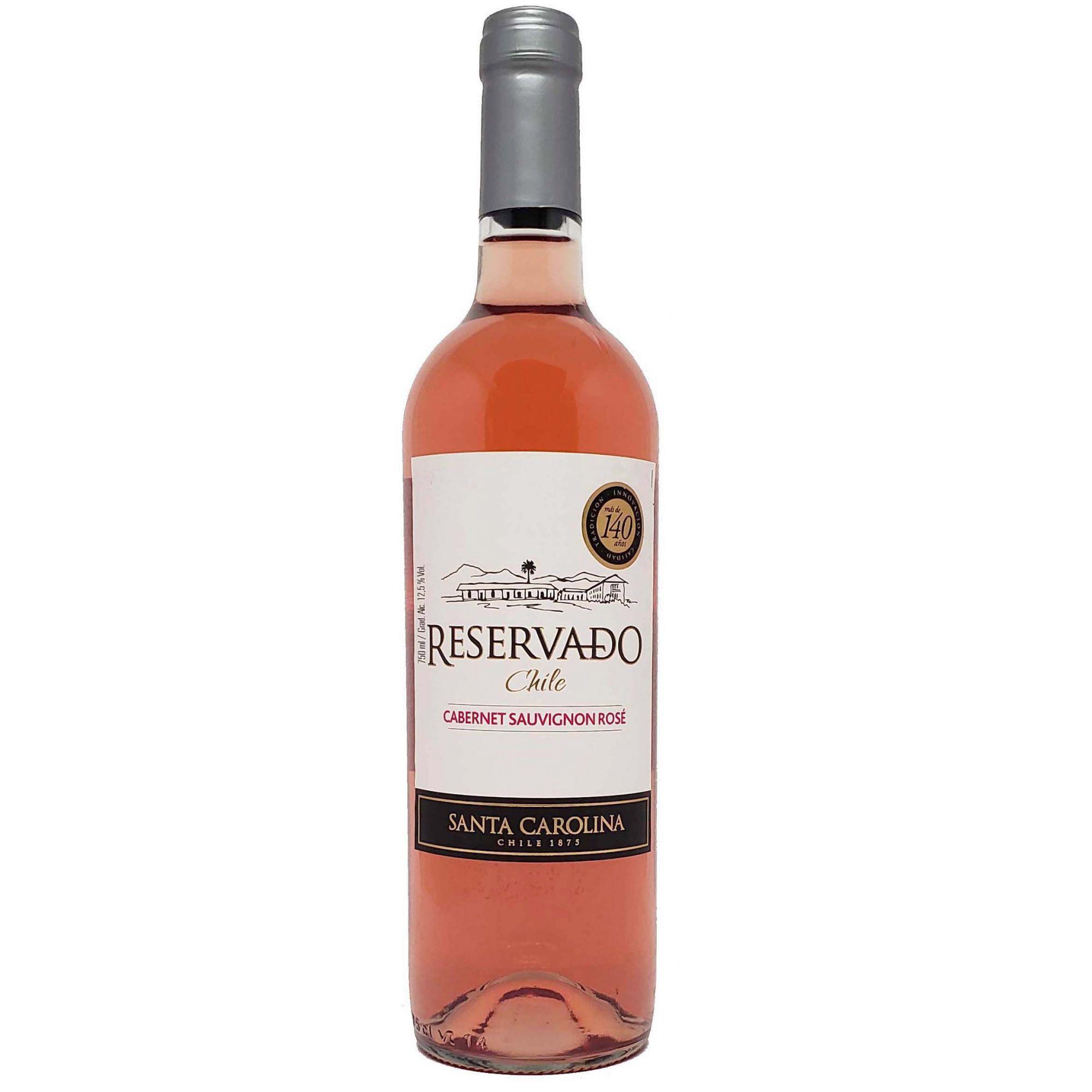 Vinho Rosé Reservado Santa Carolina - 750ml -