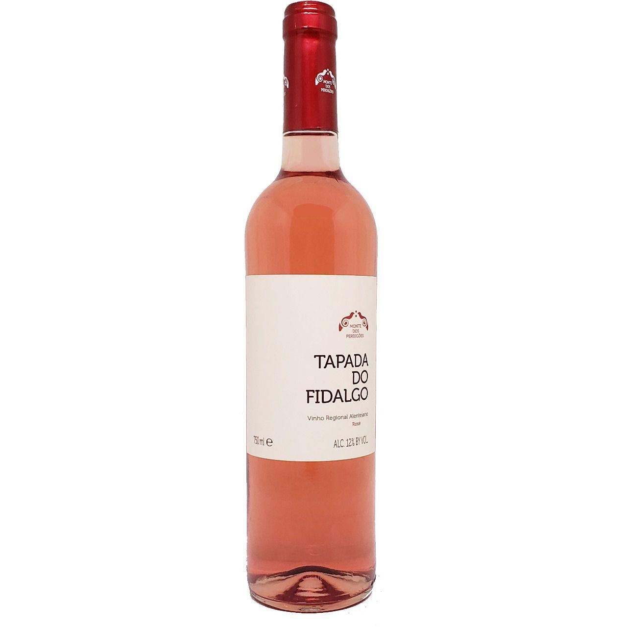 Vinho Rosé Tapada do Fidalgo - 750ml -