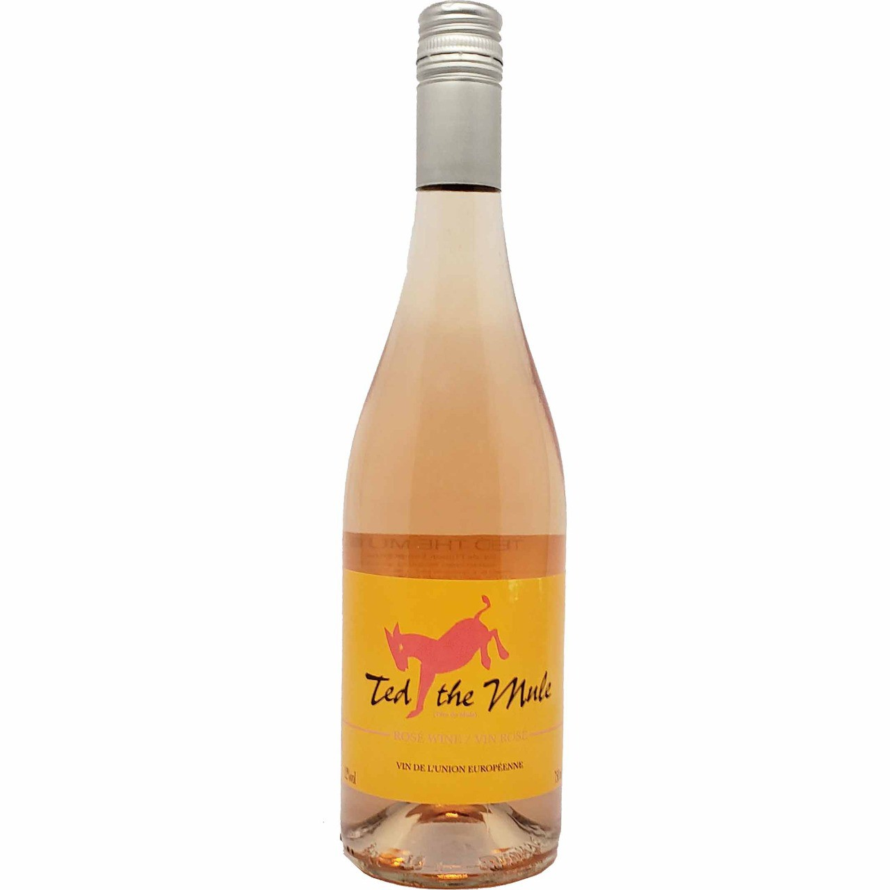 Vinho Rosé Ted The Mule - 750ml -