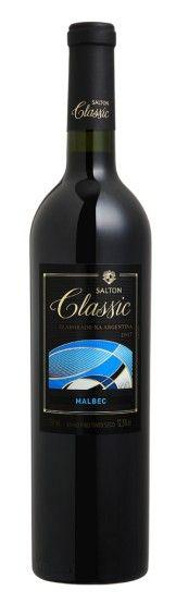 Vinho Tinto Salton Classic Malbec Reserva Especial - 750ml -