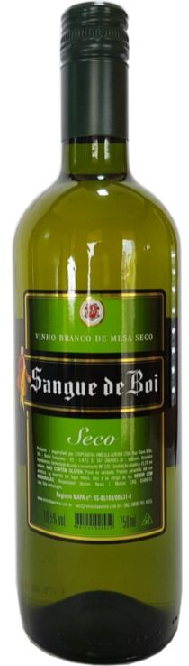 Vinho Branco Sangue de Boi Suave  - 750ml -