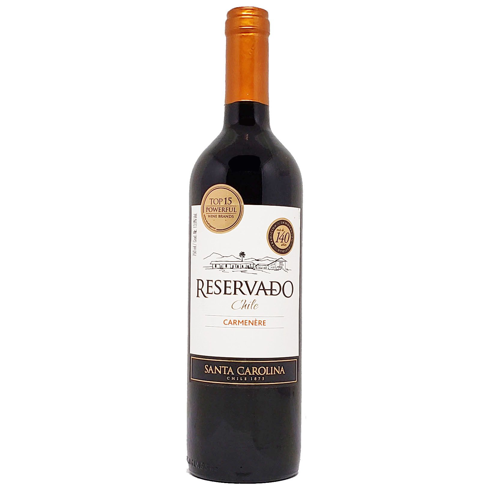 Vinho Tinto Santa Carolina Reservado Carménère - 750ml -