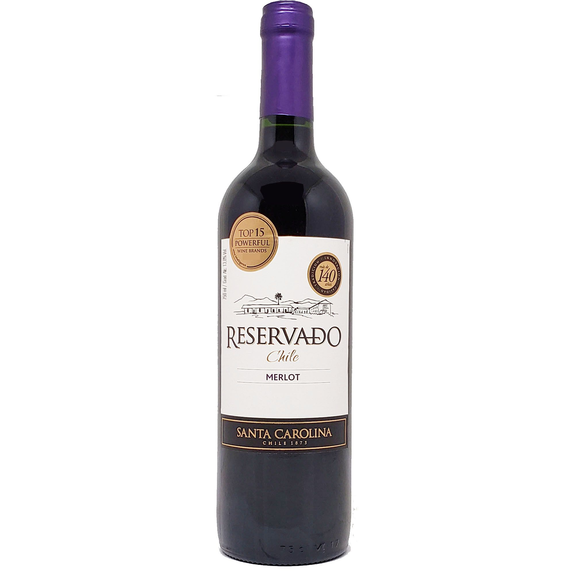 Vinho Tinto Reservado Merlot Santa Carolina  - 750ml -