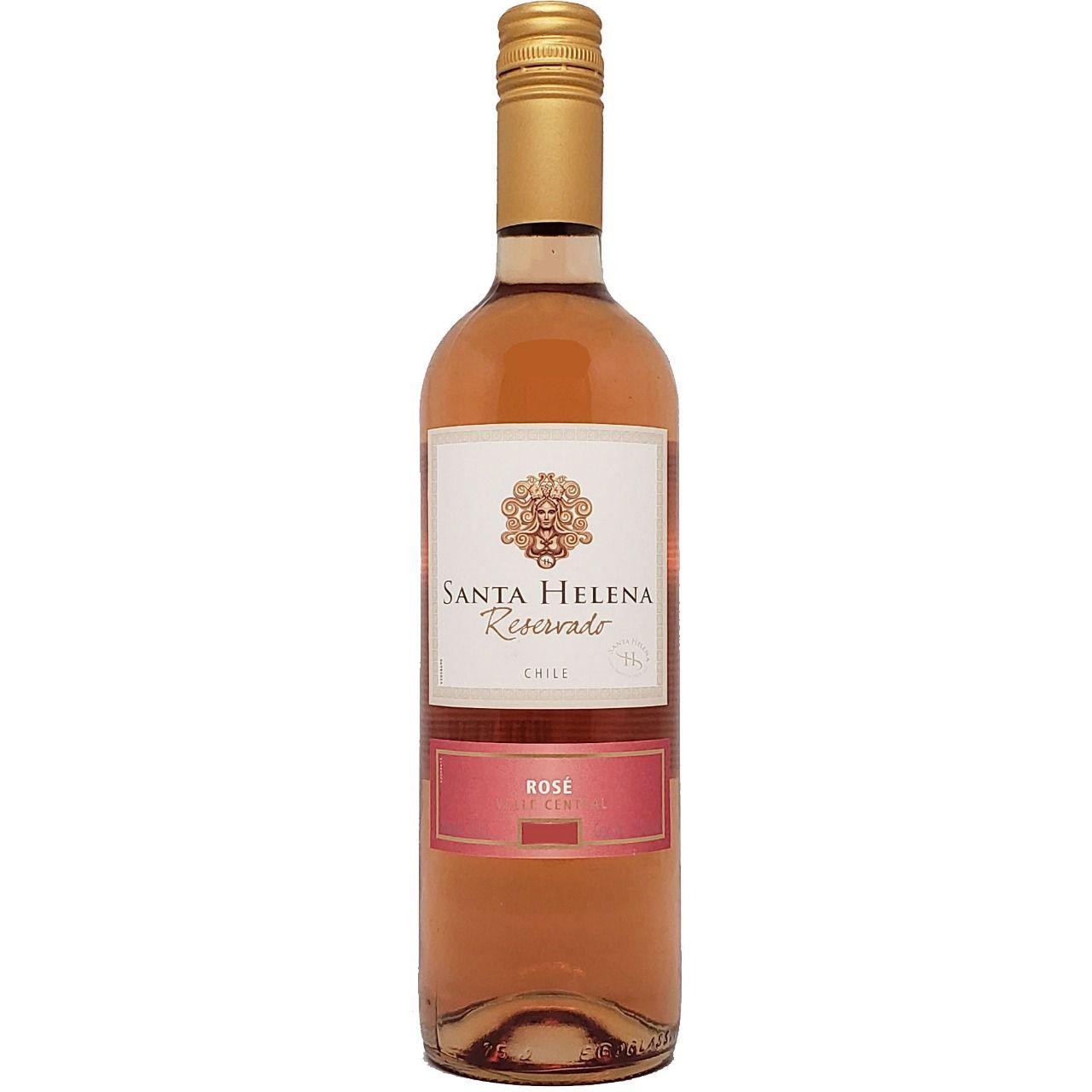 Vinho Rosé Santa Helena Reservado - 750ml -