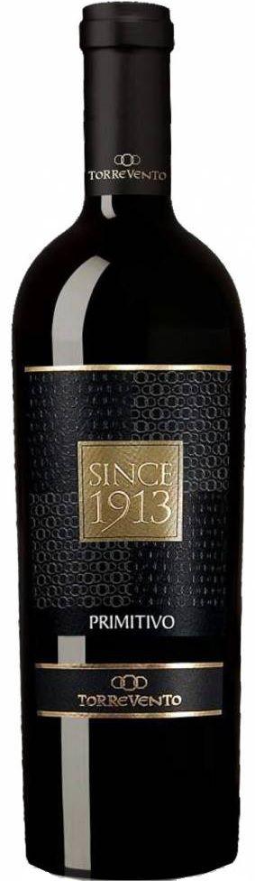 Vinho Tinto Since Primitivo 1913 - 750ml -