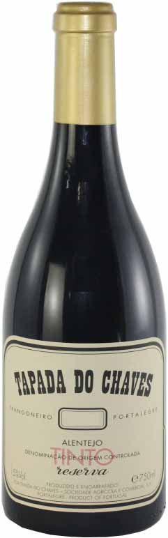 Vinho Tinto Tapada do Chaves Reserva - 750ml -