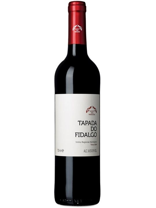 Vinho Tinto Tapada do Fidalgo - 750ml -