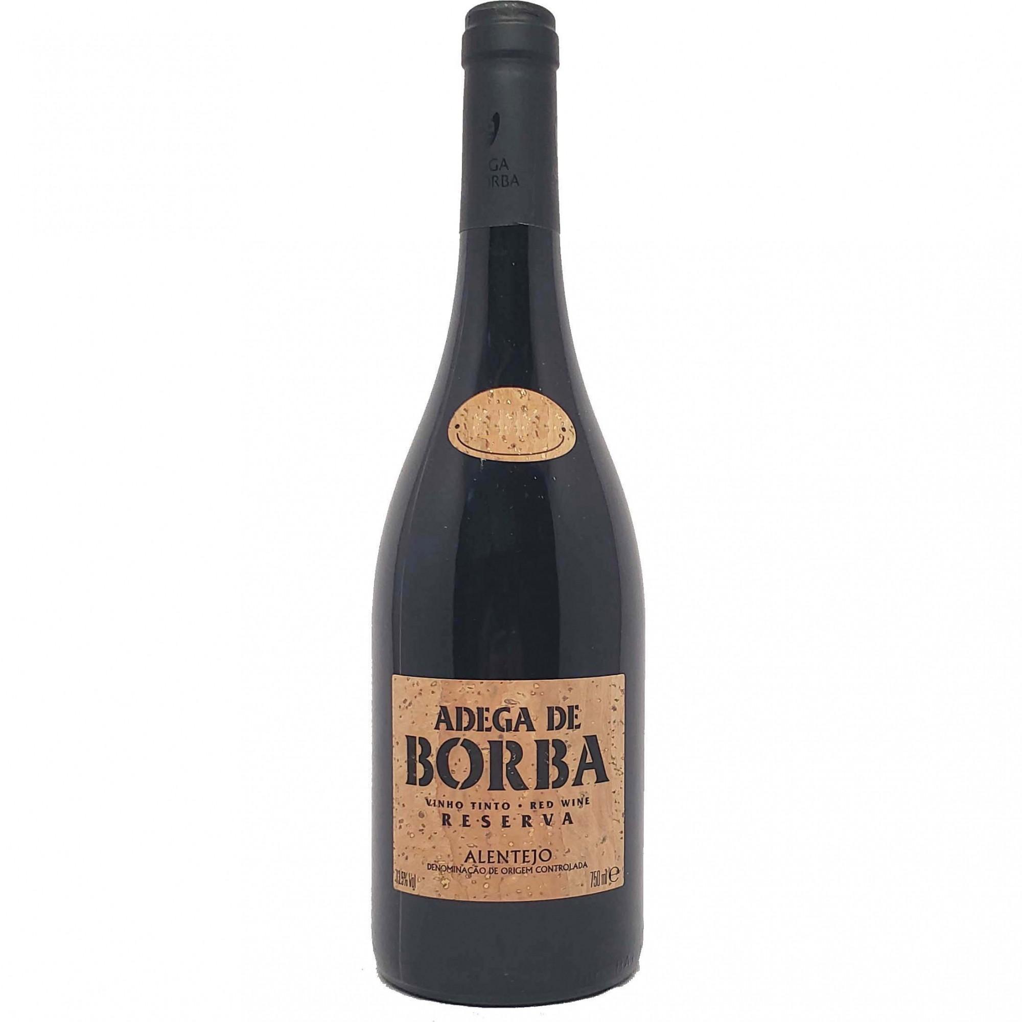 Vinho Tinto Adega de Borba Reserva D.O.C - 750ml -