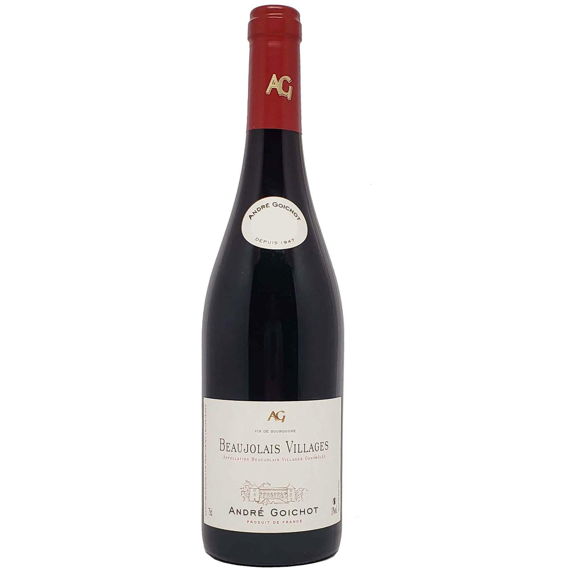 Vinho Tinto André Goichot Beaujolais Villages - 750ml -