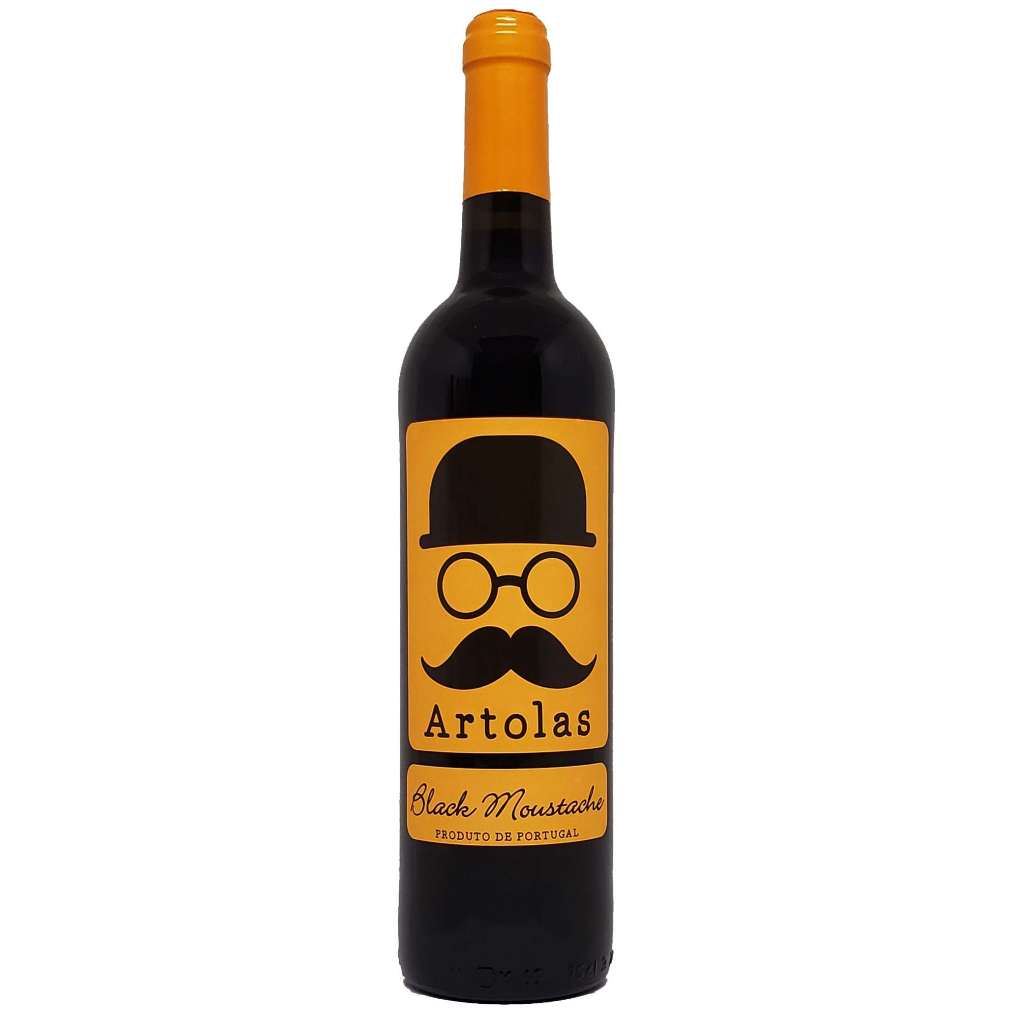 Vinho Tinto Artolas Black Moustache - 750ml -