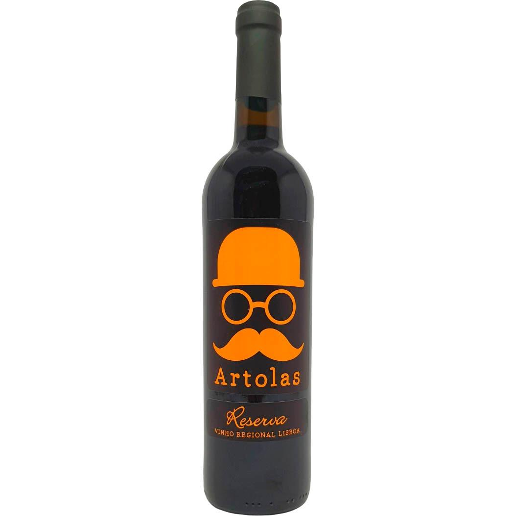 Vinho Tinto Artolas Reserva - 750ml -
