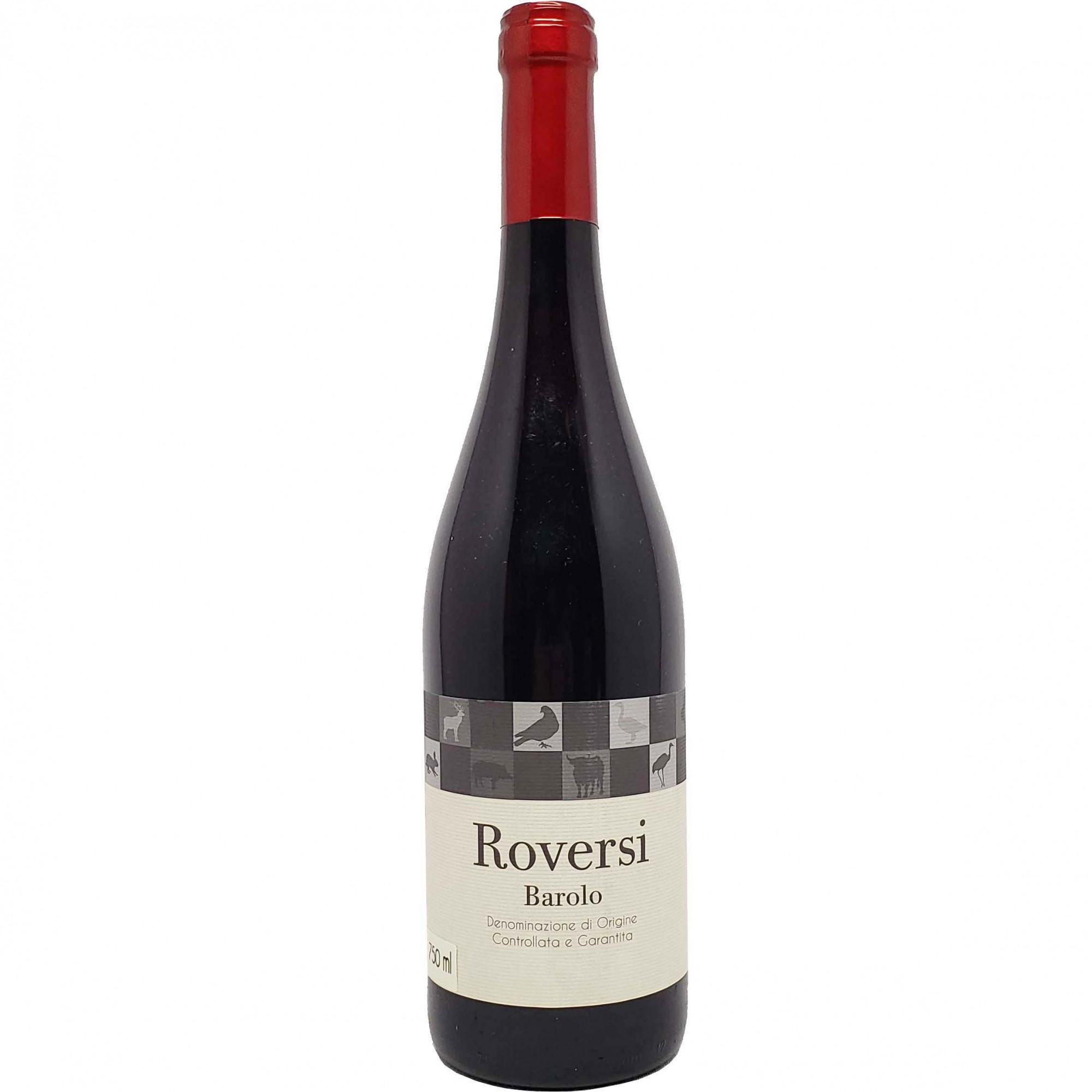 Vinho Tinto Barolo Roversi DOCG - 750ml -