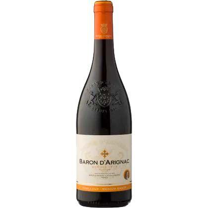 Vinho Tinto Suave Baron D'Arignac - 750ml -