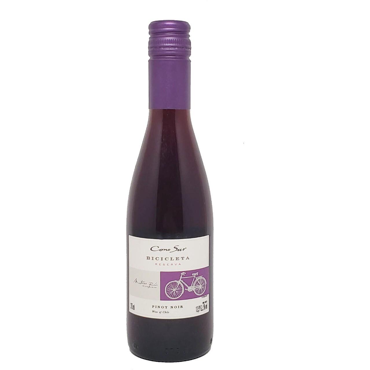Vinho Tinto Bicicleta Reserva Pinot Noir Cono Sur - 375ml -