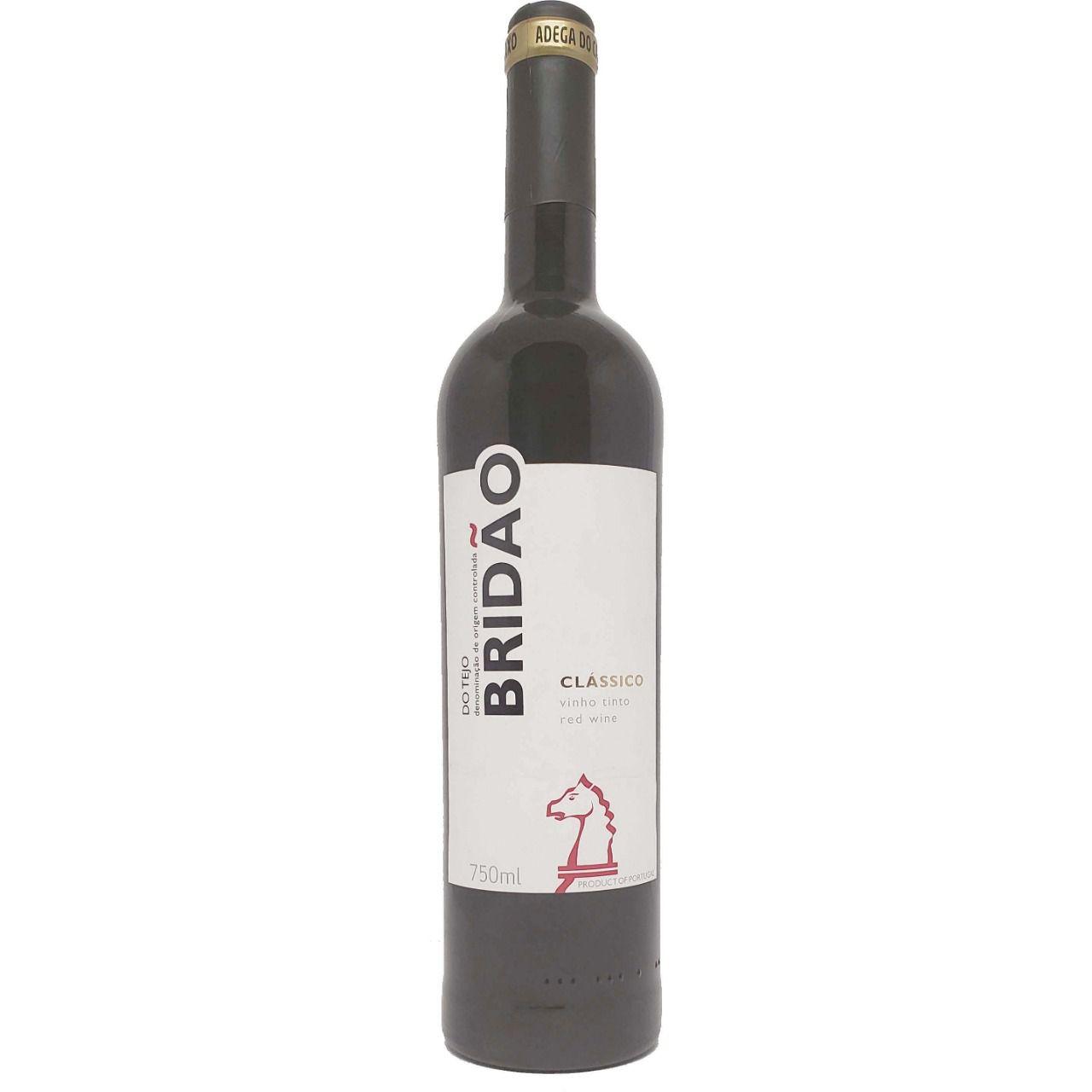 Vinho Tinto Bridão Clássico - 750ml -
