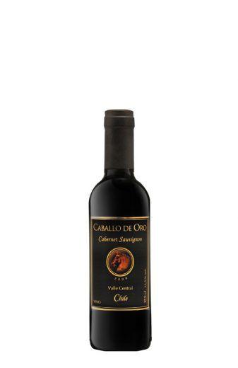 Vinho Tinto Caballo de Oro Cabernet Sauvignon - 375ml -