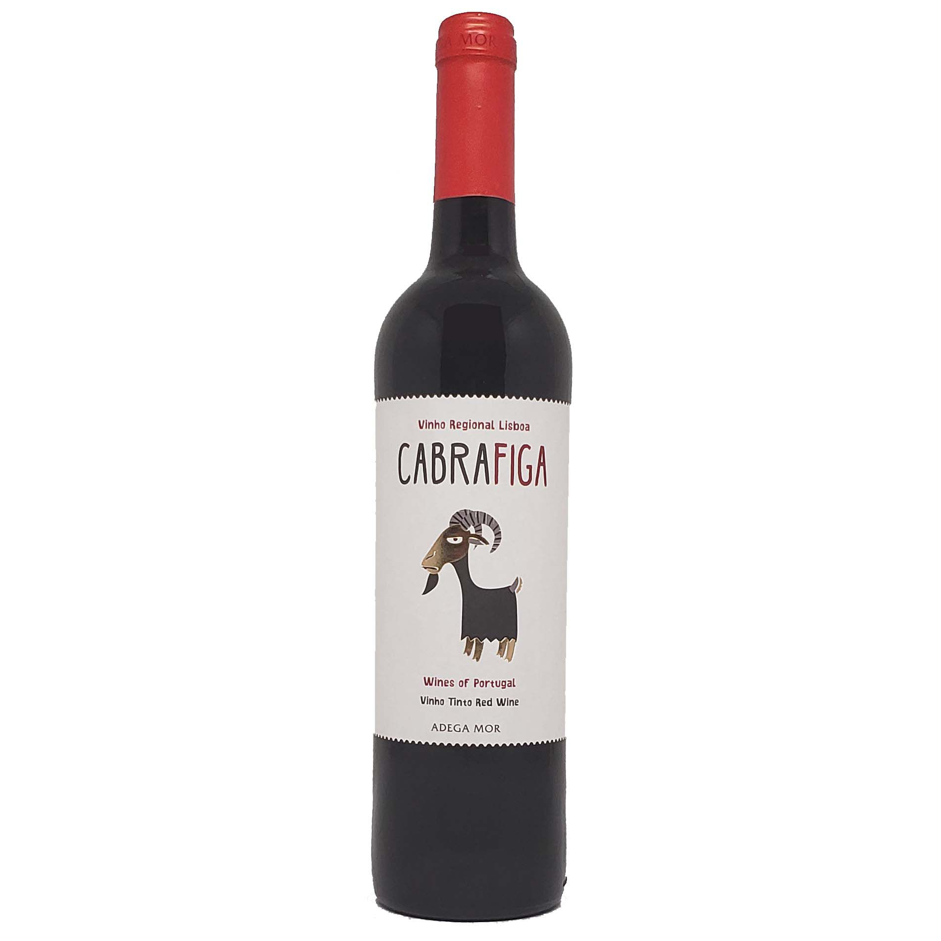Vinho Tinto Cabrafiga Adega Mor  - 750ML -