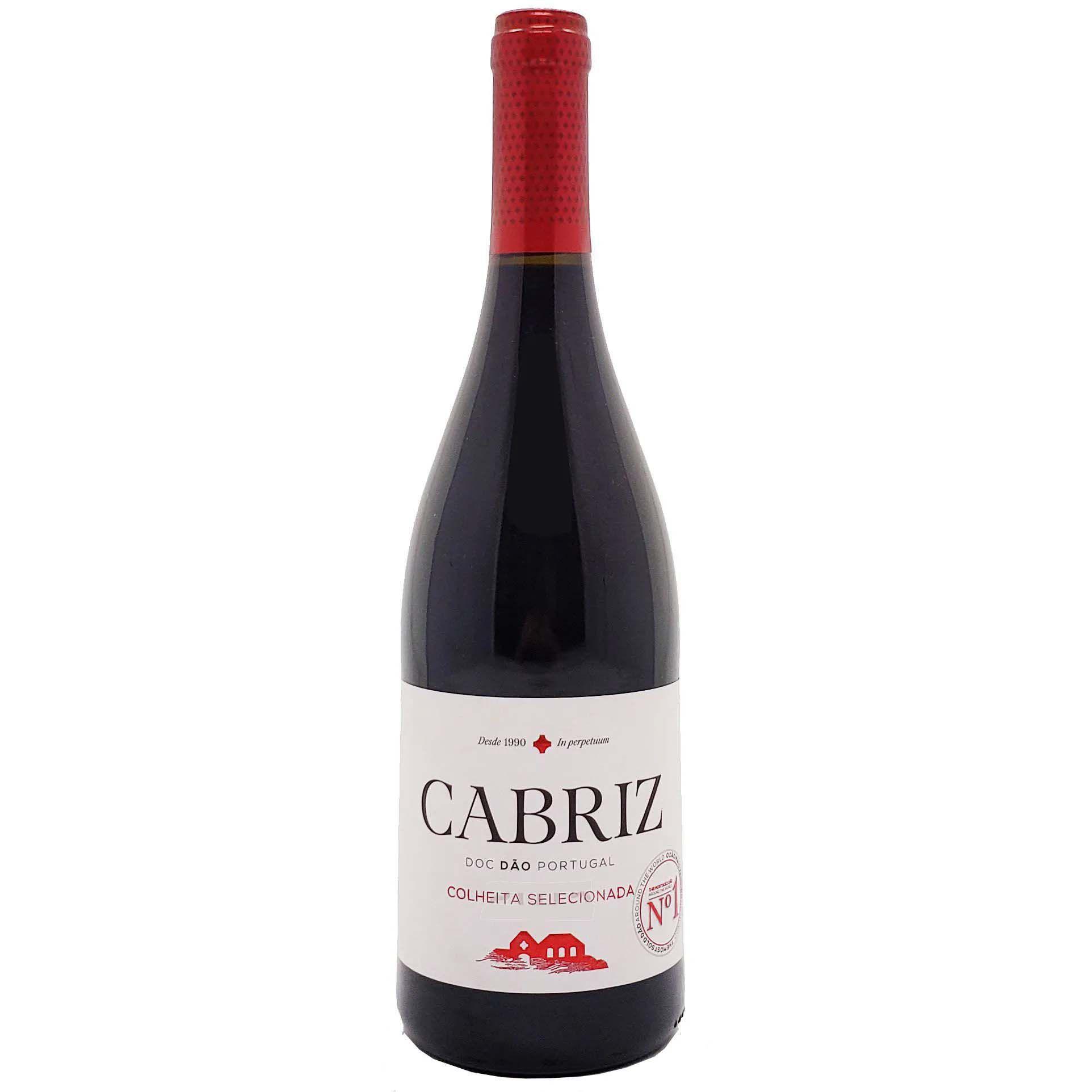 Vinho Tinto Cabriz Colheita Selecionada DOC DÃO - 750ml -