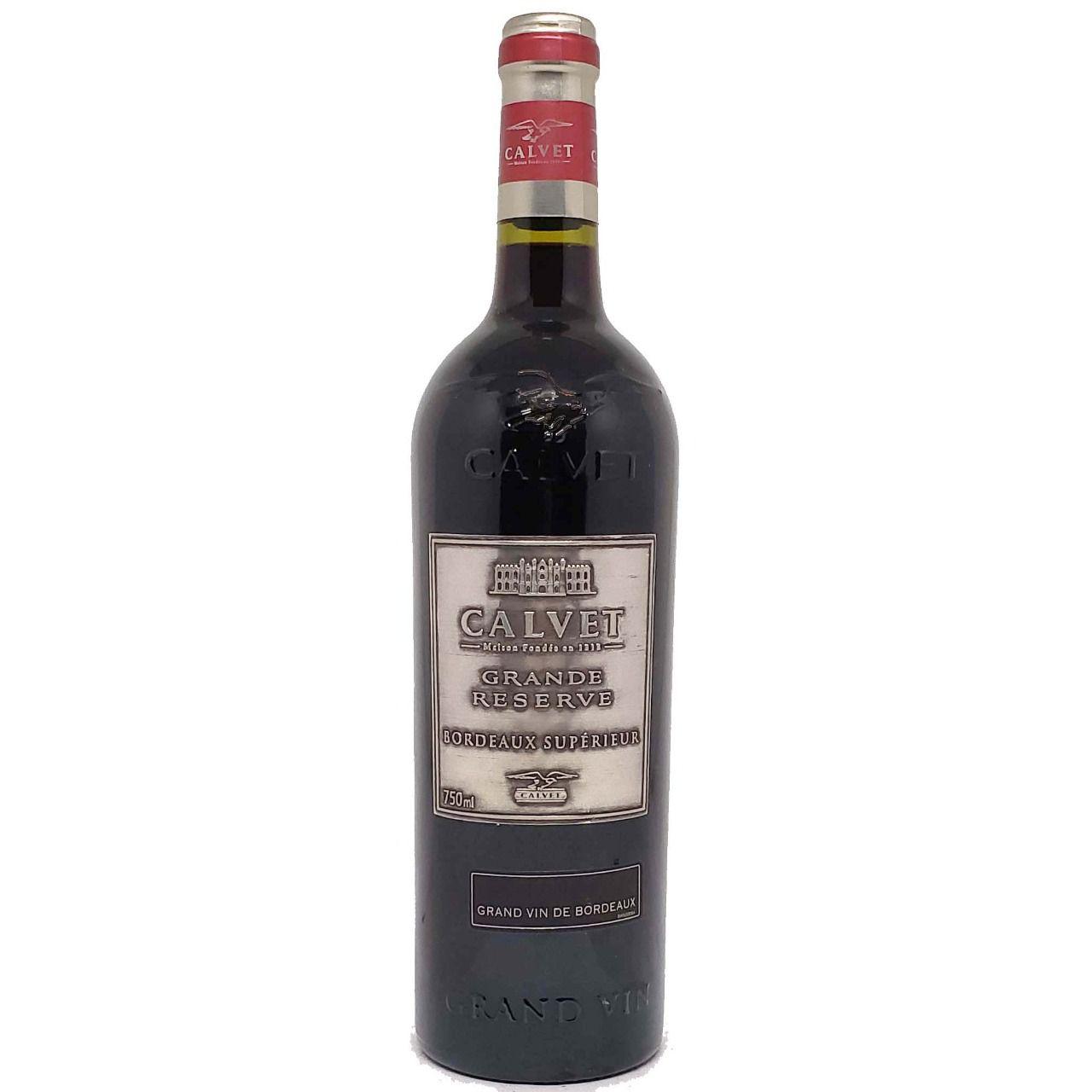 Vinho Tinto Calvet Grande Reserve Bordeaux Supérieur - 750ml -