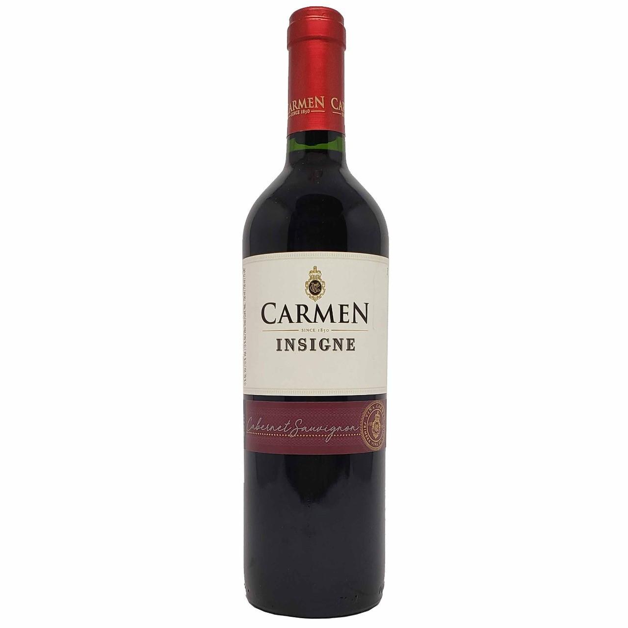 Vinho Tinto Carmen Insigne Cabernet Sauvignon - 750ml -