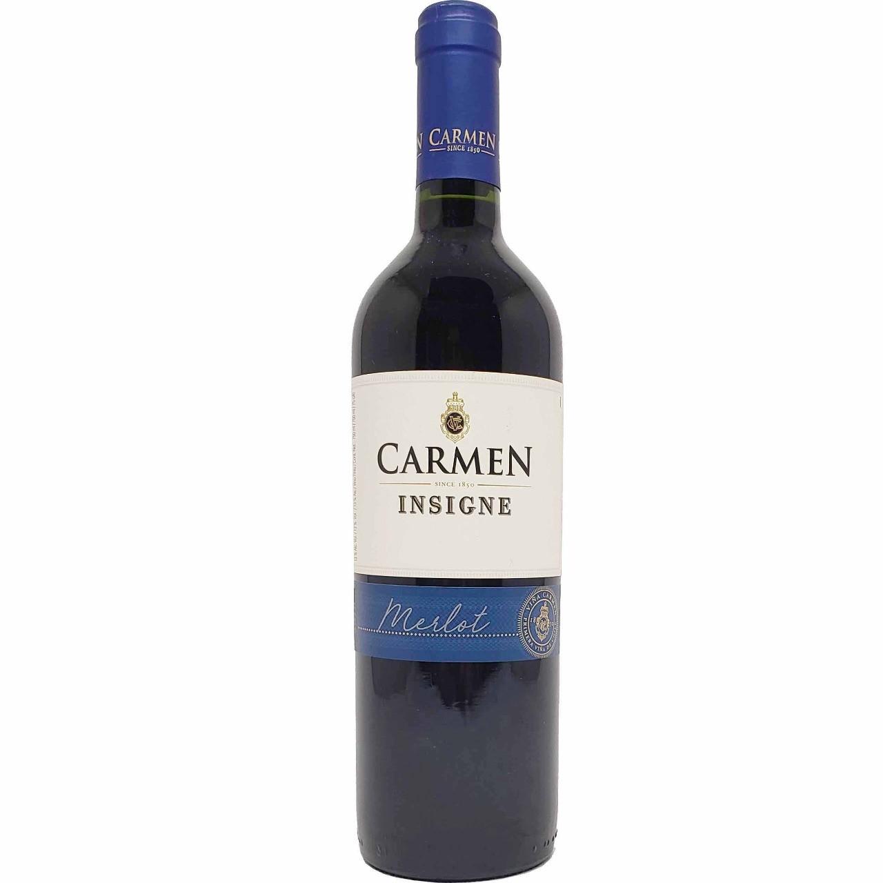 Vinho Tinto Carmen Insigne Merlot - 750ml -