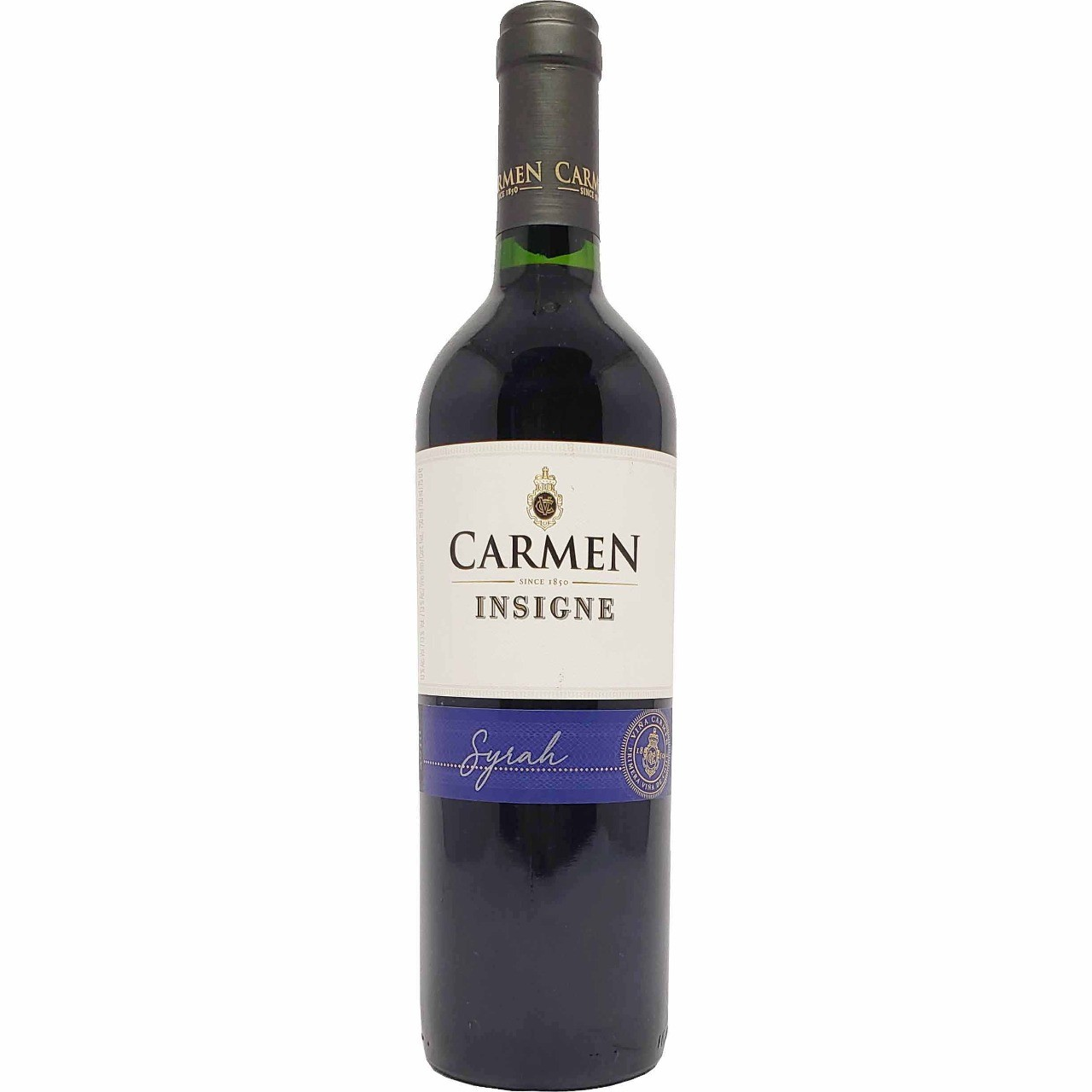 Vinho Tinto Carmen Insigne Syrah- 750ml -