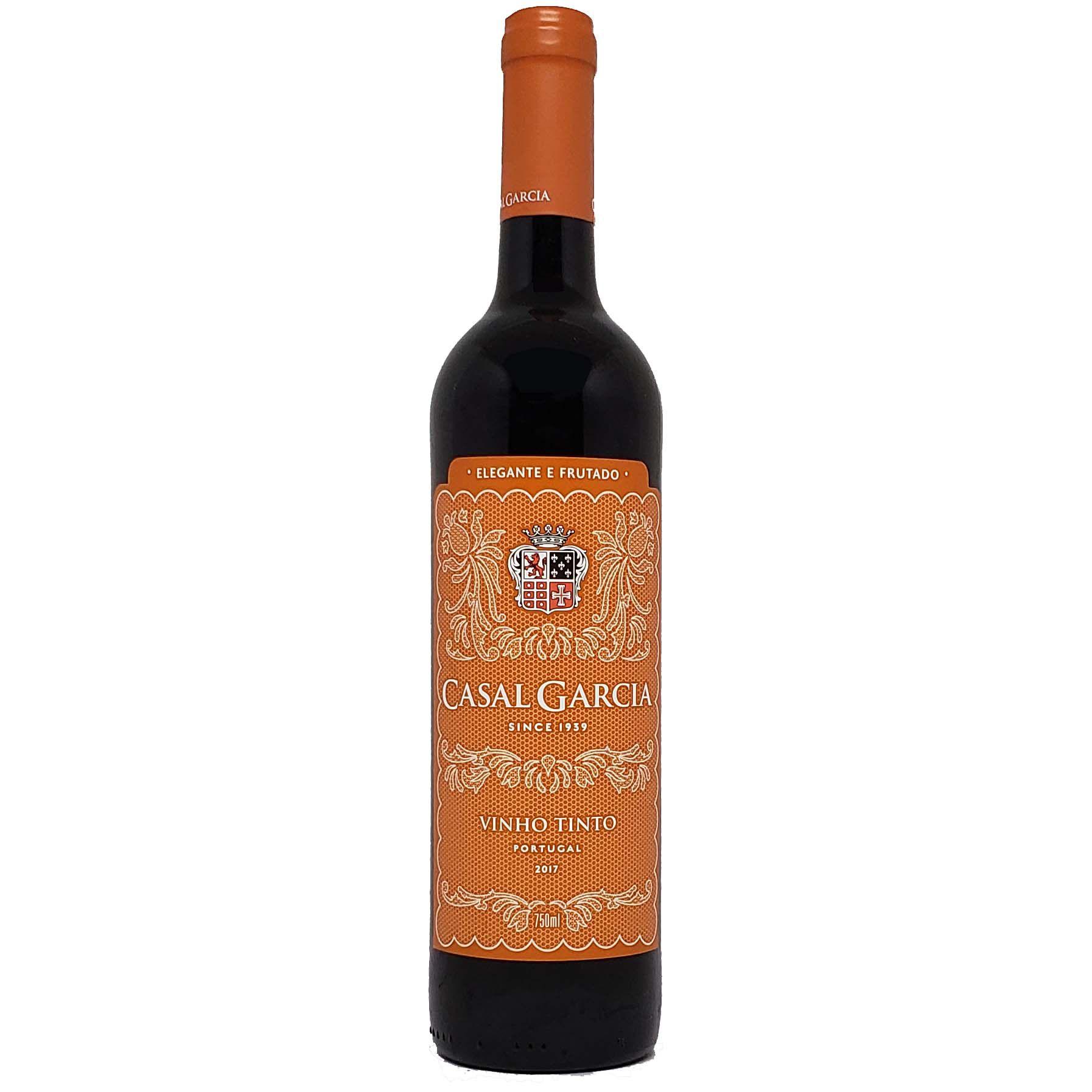 Vinho Tinto Casal Garcia Douro - 750ml -