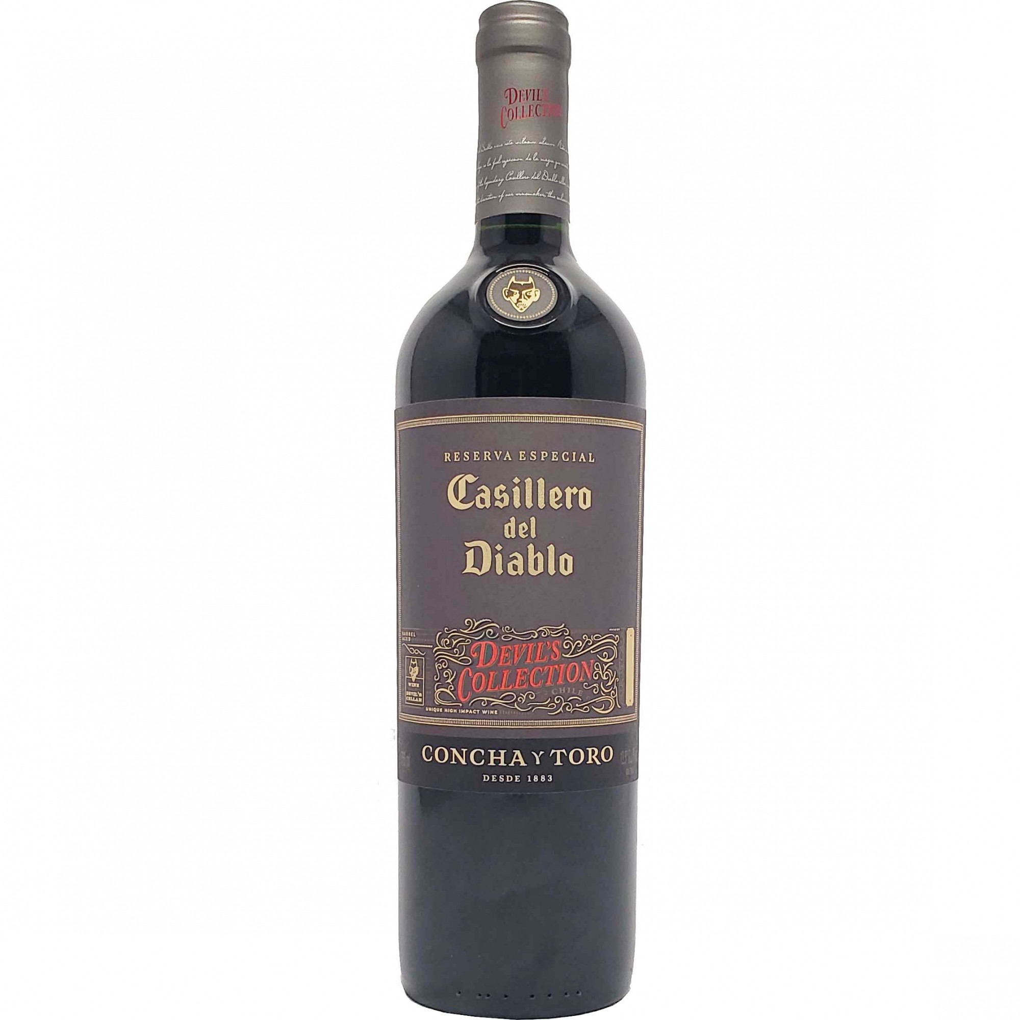 Vinho Tinto Casillero del Diablo Devil's Collection Reserva - 750ml -