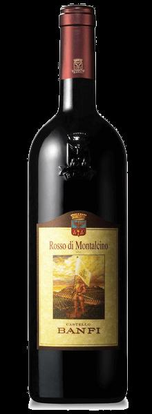 Vinho Tinto Castello Banfi Rosso di Montalcino - 750ml -