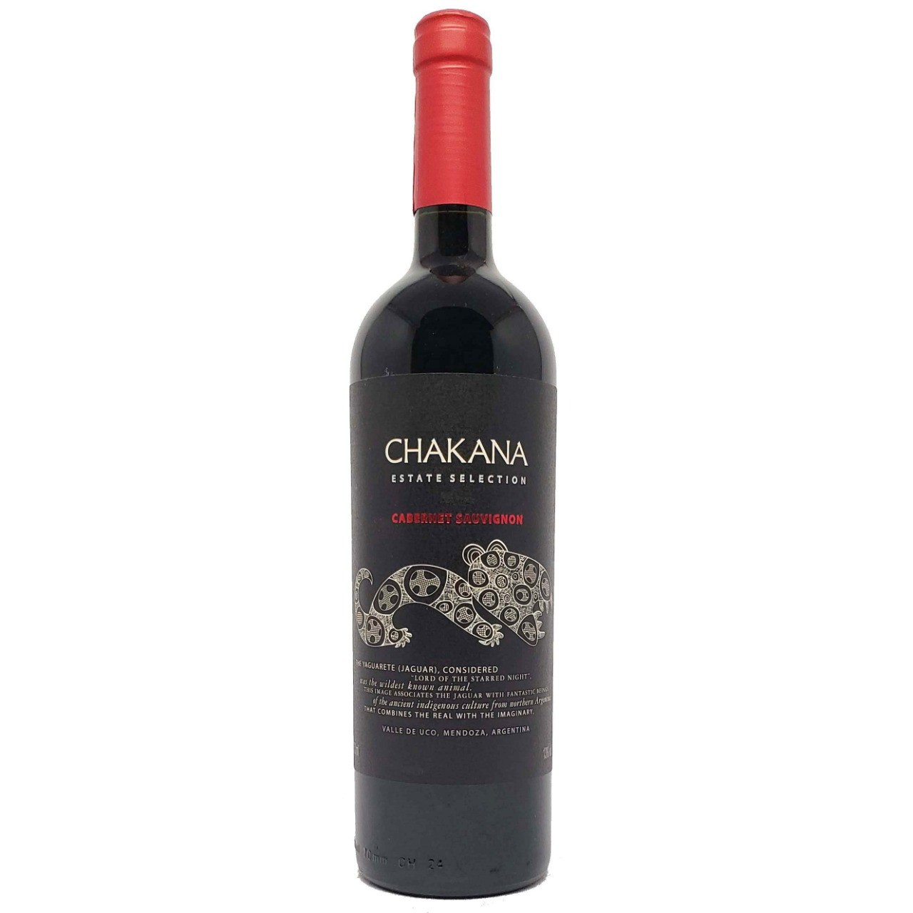Vinho Tinto Chakana Estate Selection Cabernet Sauvignon - 750ml -