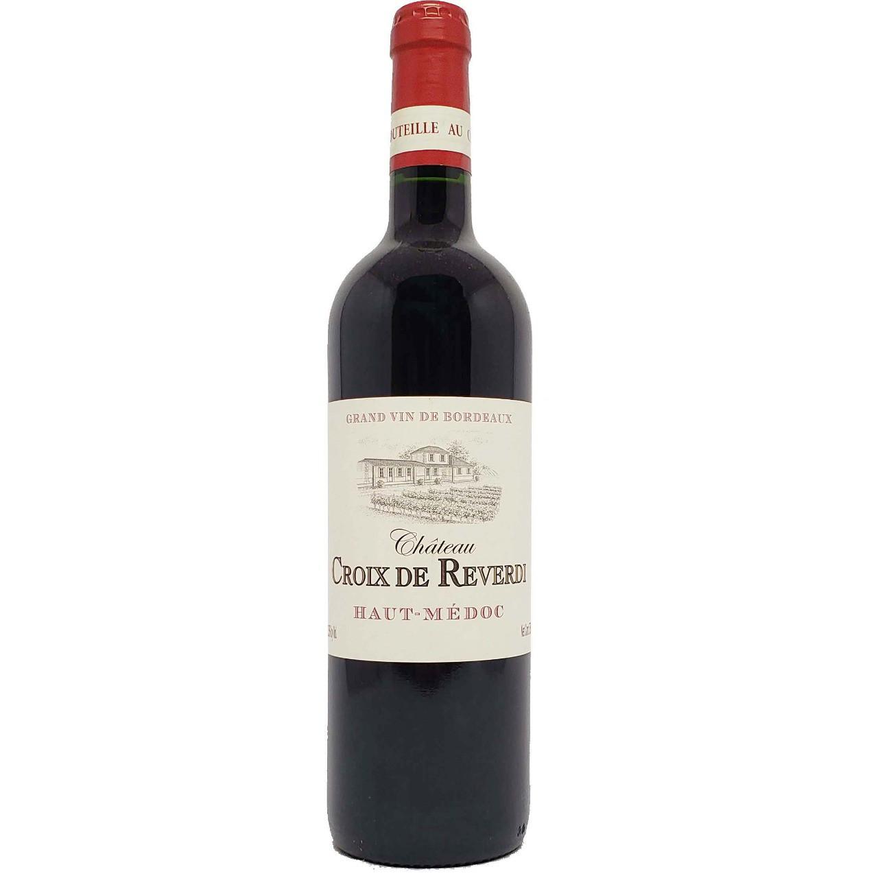 Vinho Tinto Château Croix de Reverdi Bordeaux - 750ml -