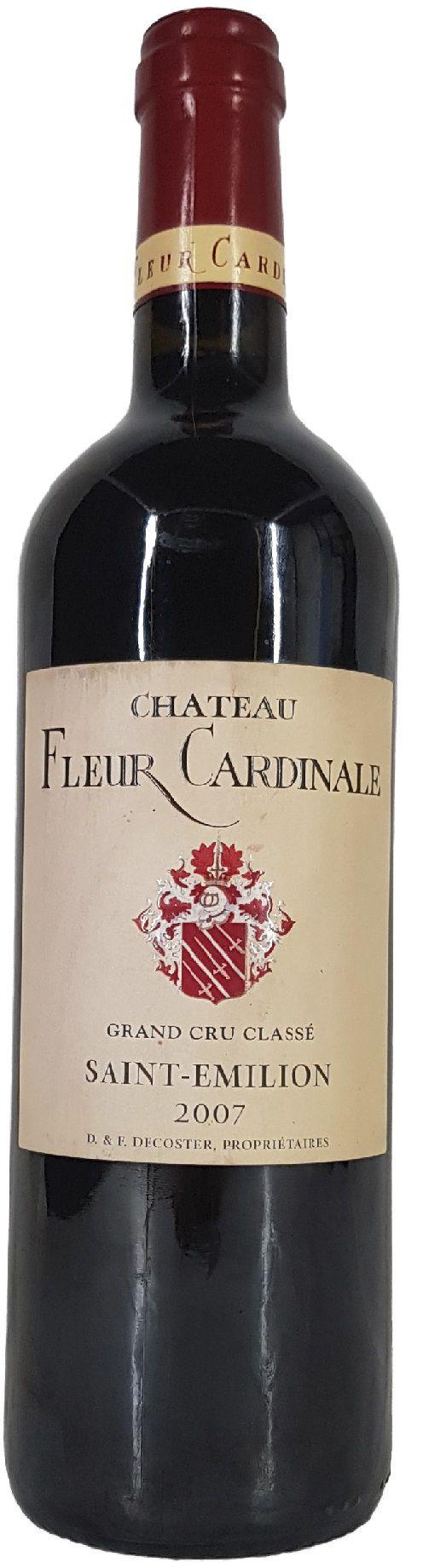 Vinho Tinto Château Fleur Cardinale - 750 ml -