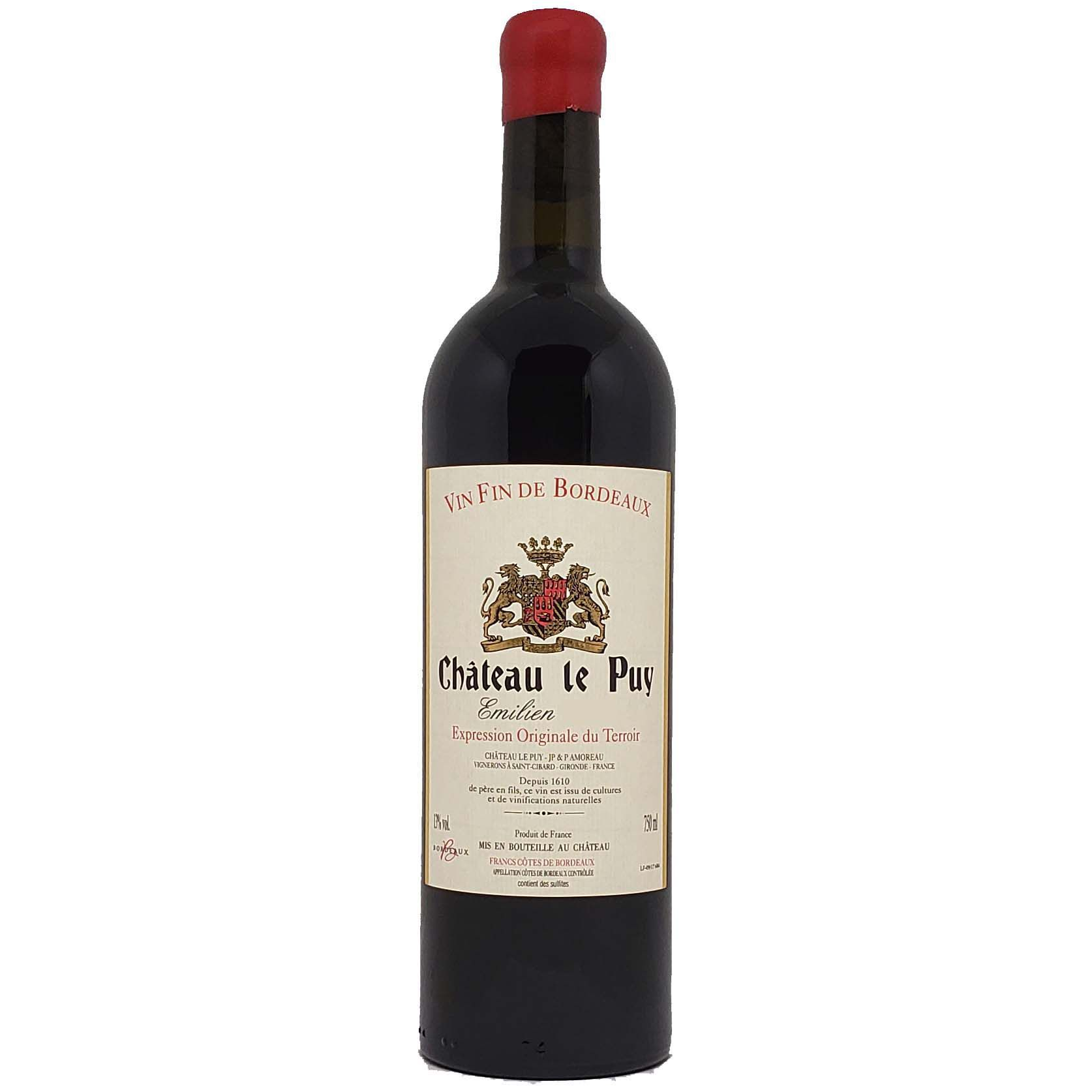 Vinho Tinto Château le Puy - 750ml -