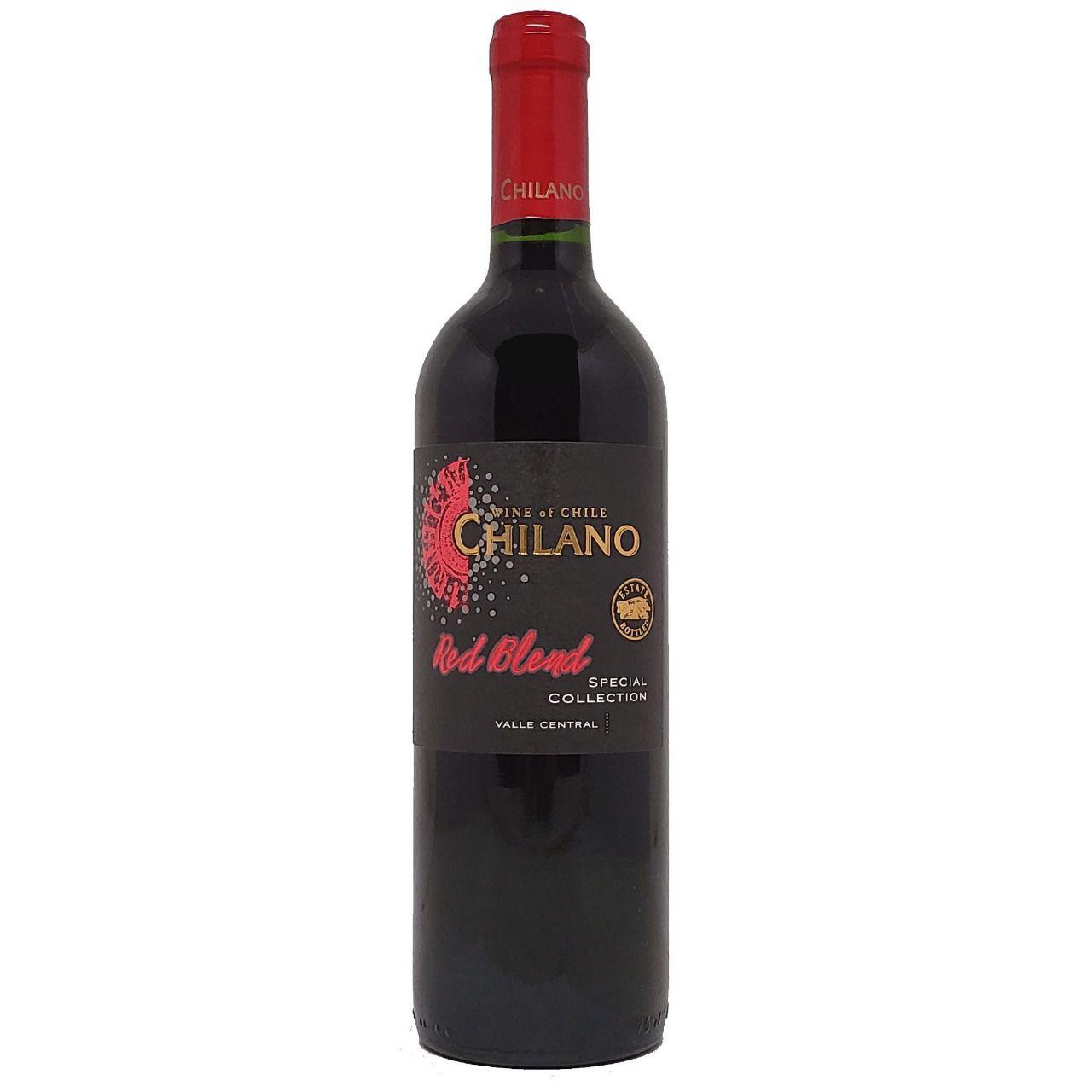 Vinho Tinto Chilano Red Blend - 750ml -