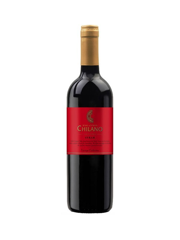Vinho Tinto Chilano Syrah Vintage Collection - 750ml -