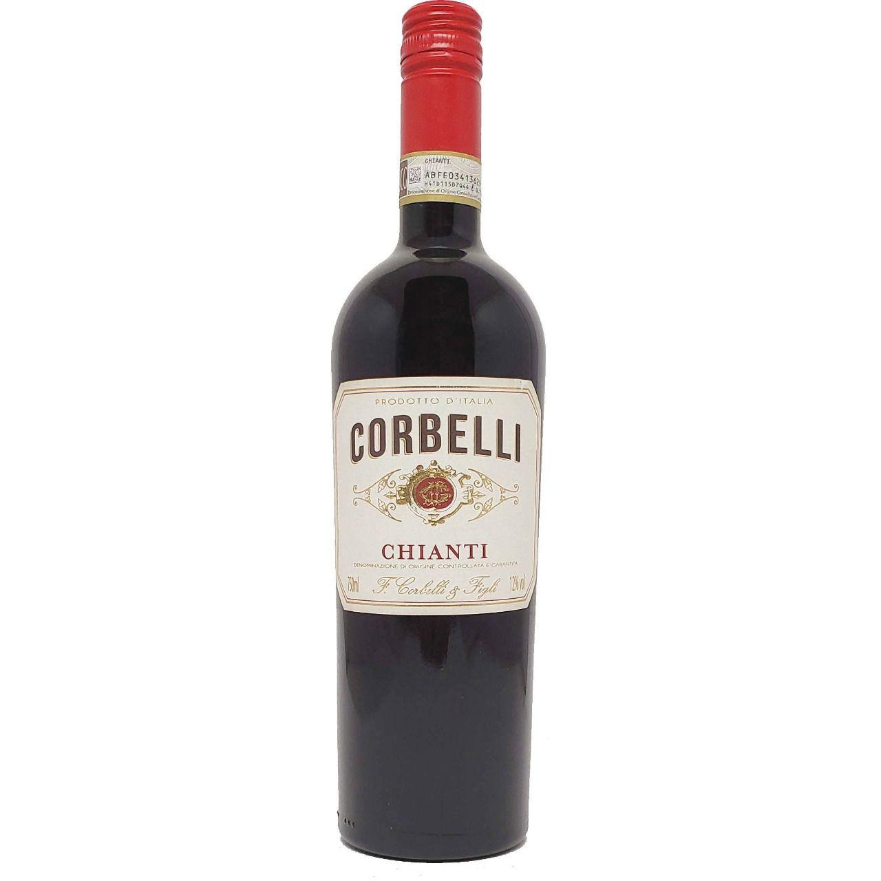 Vinho Tinto Corbelli Chianti - 750ml -