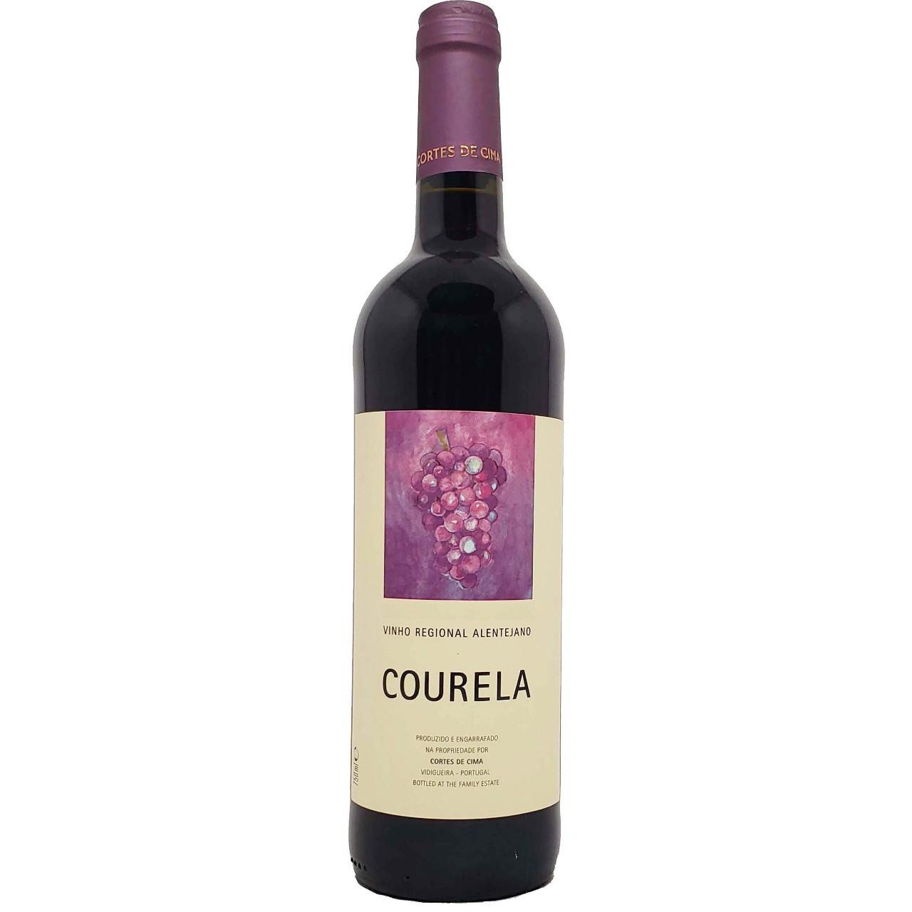 Vinho Tinto Courela Cortes de Cima - 750ml -
