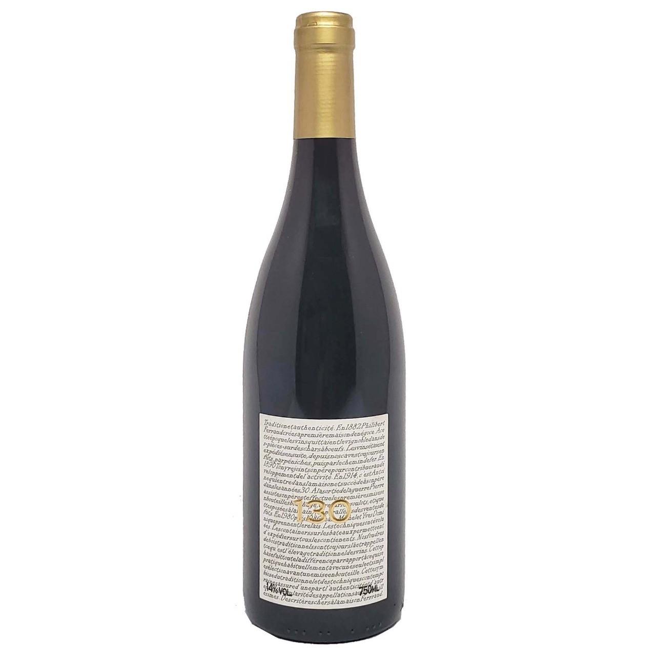 Vinho Tinto Cuvée 130 AOC Saint Amour P. Ferraud & Fils - 750ml -