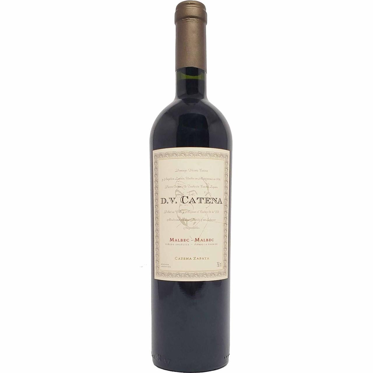 Vinho Tinto D.V Catena Malbec Malbec - 750ml -