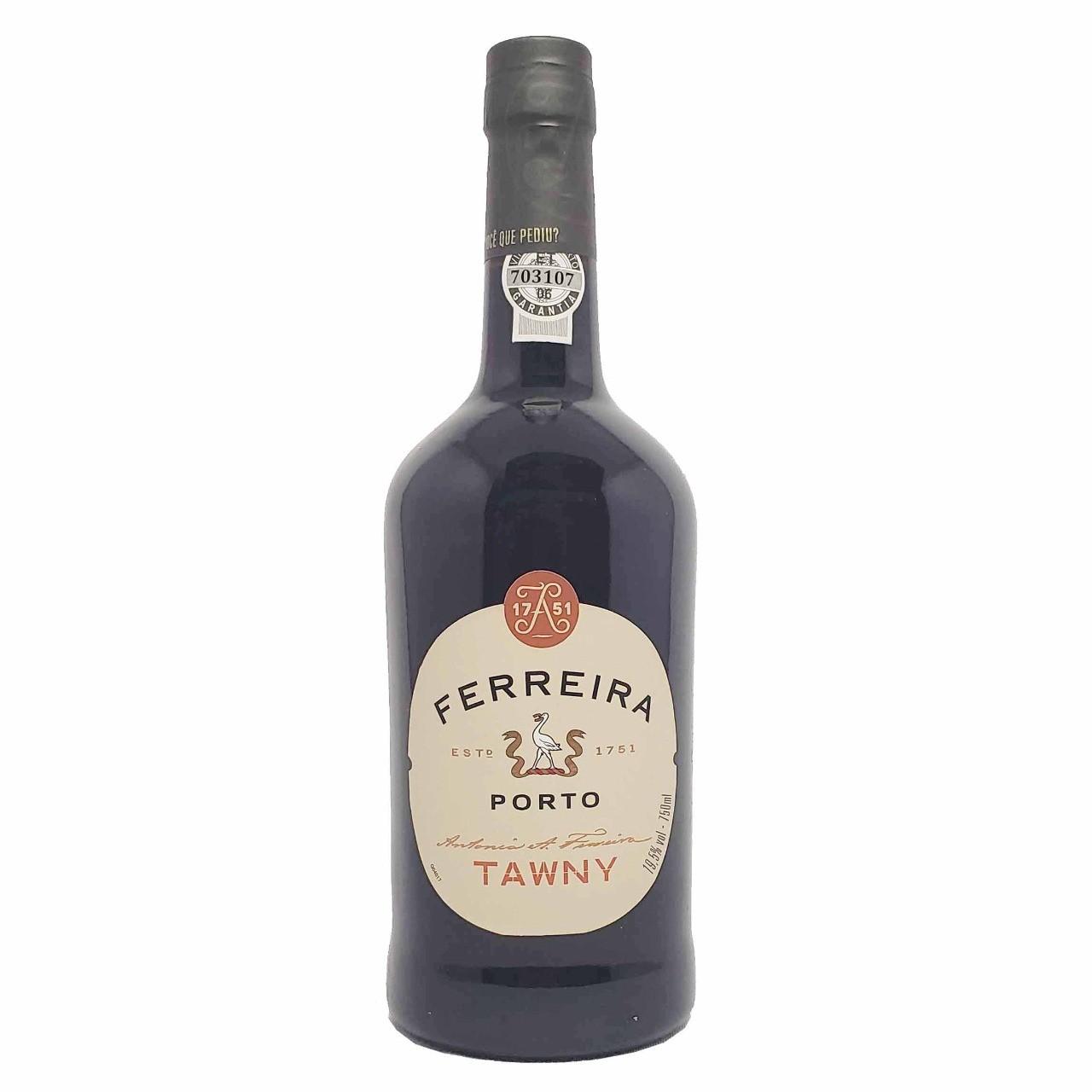 Vinho Tinto do Porto Ferreira Tawny - 750ml -