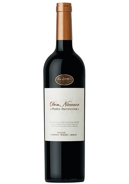 Vinho Tinto Don Nicanor Blend - 750ml -