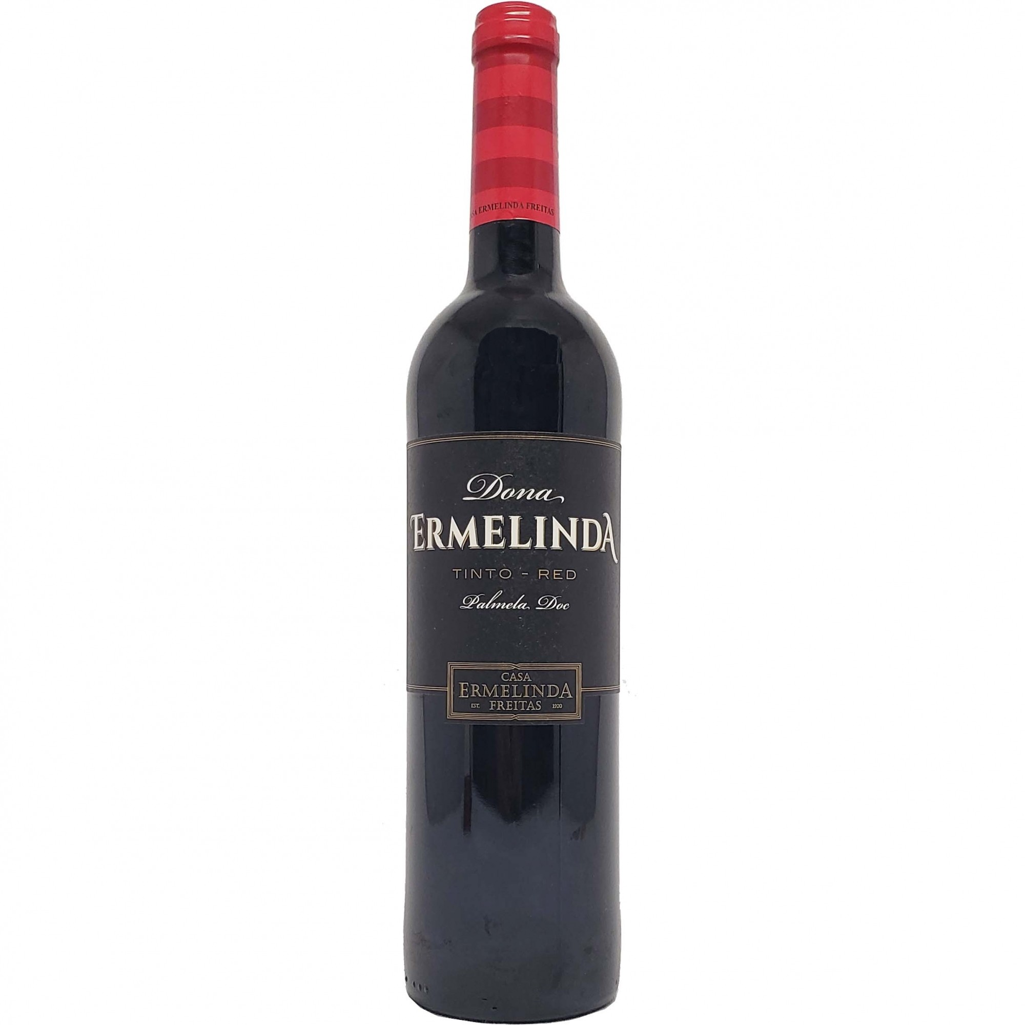 Vinho Tinto Dona Ermelinda Palmela DOC - 750ml -